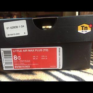Toddler boys Nike shoes